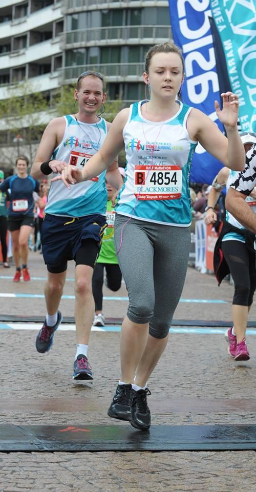The Blackmores Sydney Running Festival Half Marathon